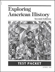 Exploring American History Test