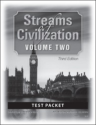 Streams of Civilization 2           Test  3rd Edition