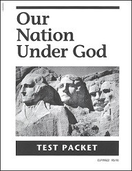 Our Nation Under God Test