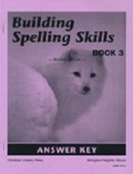 Building Spelling Skills Book 3 Answer Key