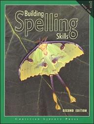 Building Spelling Skills Book 1