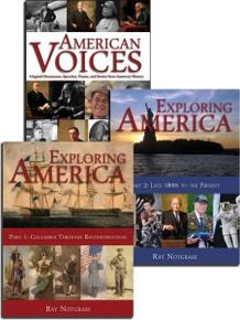 Exploring America Curriculum Package (2014 ed.)