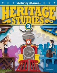 Heritage Studies 3  Activities Manual (3rd Ed.)