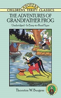 *One Free Book With Every $50* - Adventures of Grandfather Frog