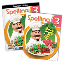 Spelling 3 Subject Kit (2nd edition)