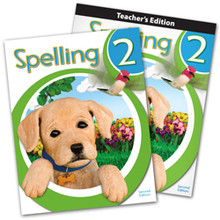 Spelling 2 Subject Kit (2nd edition)