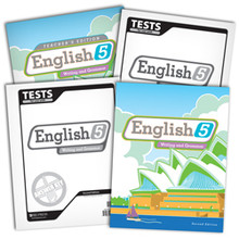 English 5 Subject Kit (2nd edition)