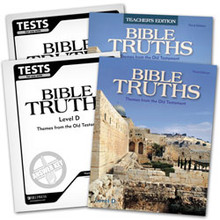 Bible Truths Level D: Themes from the O.T. Subject Kit (3rd edition)