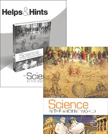 Science in the Ancient World Set with Textbook and Helps & Hints