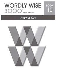 Wordly Wise 3000 Grade 10 Key