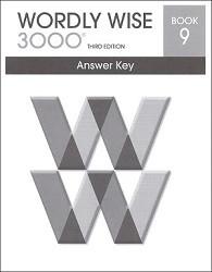 Wordly Wise 3000 Grade  9 Key