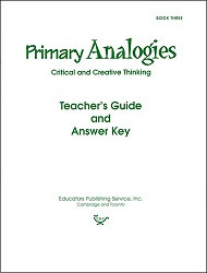 Primary Analogies Book 3 Key