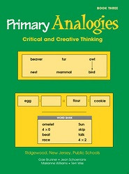 Primary Analogies Book 3