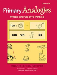 Primary Analogies Book 1