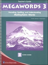 Megawords 3 Teacher's Guide (2nd Edition)