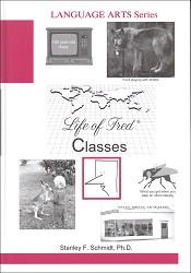 Life of Fred Language Arts Classes