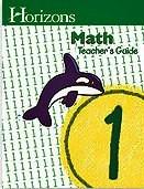 Horizons Math First Grade Math Teacher