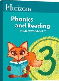 Horizons 3rd Grade Phonics & Reading Student Book 2