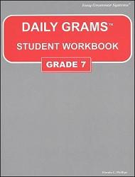 Daily Grams 7 Workbook