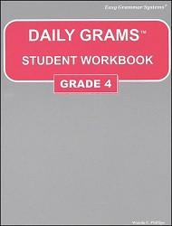 Daily Grams 4 Workbook