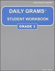 Daily Grams 3 Workbook