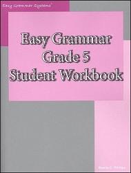 Easy Grammar 5 Workbook