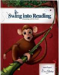 "All About Reading Level 3 ""Swing into Reading"" Activity Book Only"