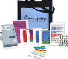 All About Spelling Deluxe Spelling Interactive Kit