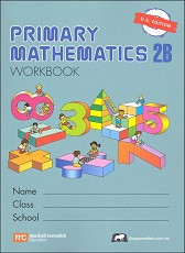 Primary Mathematics 2B Workbook