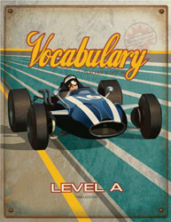 Vocabulary Level A Teacher's Edition (3rd ed.)