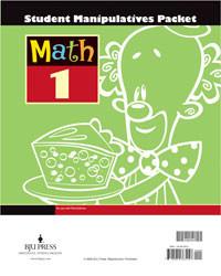 Math 1 Student Manipulatives (3rd Ed.)