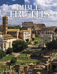 Bible Truths Level E Student Worktext (3rd Ed.)