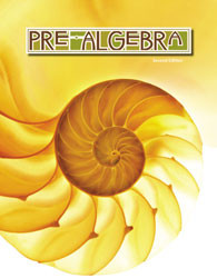 Pre-Algebra Student Text (2nd ed.)