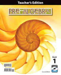 Pre-Algebra Teacher's Edition (2nd ed.)