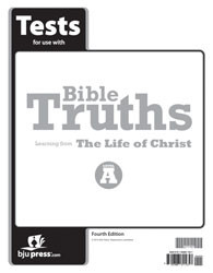 Bible Truths Level A Test (4th Ed.)