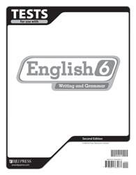 English 6 Test (2nd Ed.)