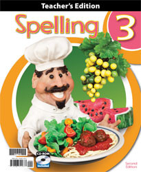 Spelling 3 Teacher's Edition (2nd Ed.)