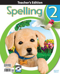 Spelling 2 Teacher's Edition (2nd Edition)