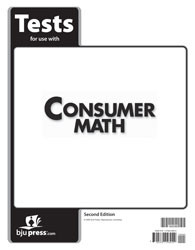 Consumer Math Test (2nd Ed.)