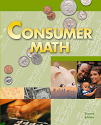 Consumer Math Student Text (2nd Ed.)