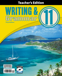 Writing and Grammar 11 Teacher's Edition (3rd Ed.)