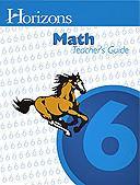 Horizons Math Sixth Grade Teacher