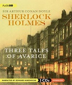 70% Off Sale - Sherlock Holmes: Three Tales of Avarice CD