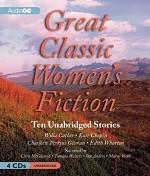 70% Off Sale - Great Classic Women's Fiction CD