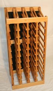 44-Bottle Modular Add-On Displays--One Unit