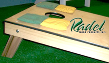 Custom Cornhole Game (RWP035)