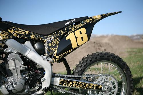 Ktm Custom Mayhem Number Plate Backgrounds Dirt Bikes