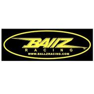 5 inch Ballz Racing Sticker