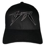 Black BR Logo Flexfit hat