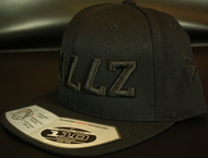 B477Z Black/Black SNAPBACK SKU # 0258-0101
